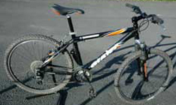 Mountainbike for Hire in Devon